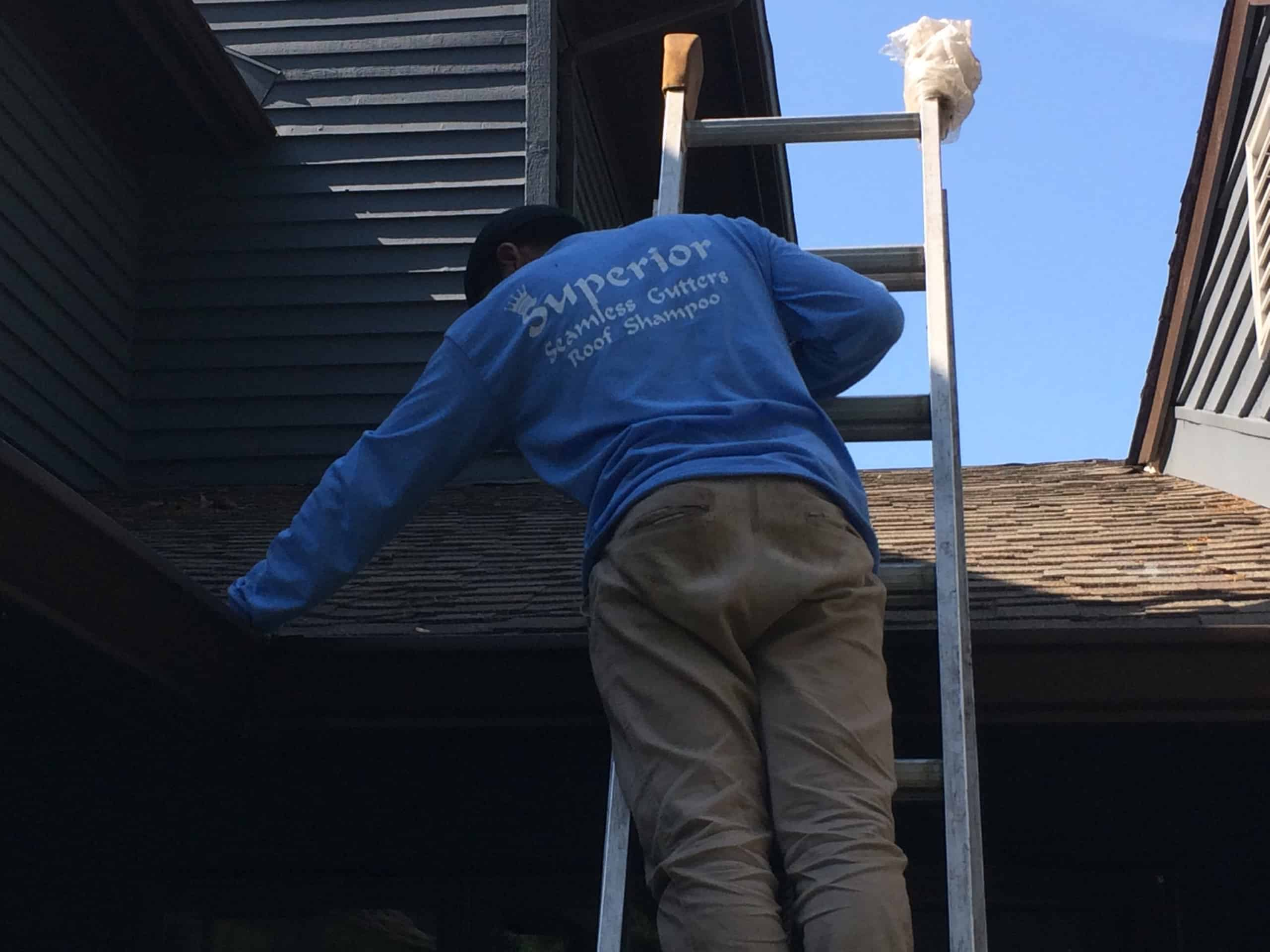 Gutter Cleaning In The Mahwah Nj Bergen County Area