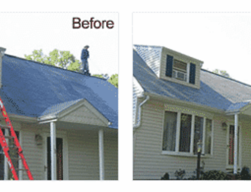 We Make Roofs Look Like New Throughout Rockland and Bergen Counties