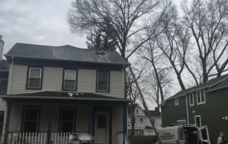 Roof Cleaning in Nyack NY by Superior Seamless Gutters