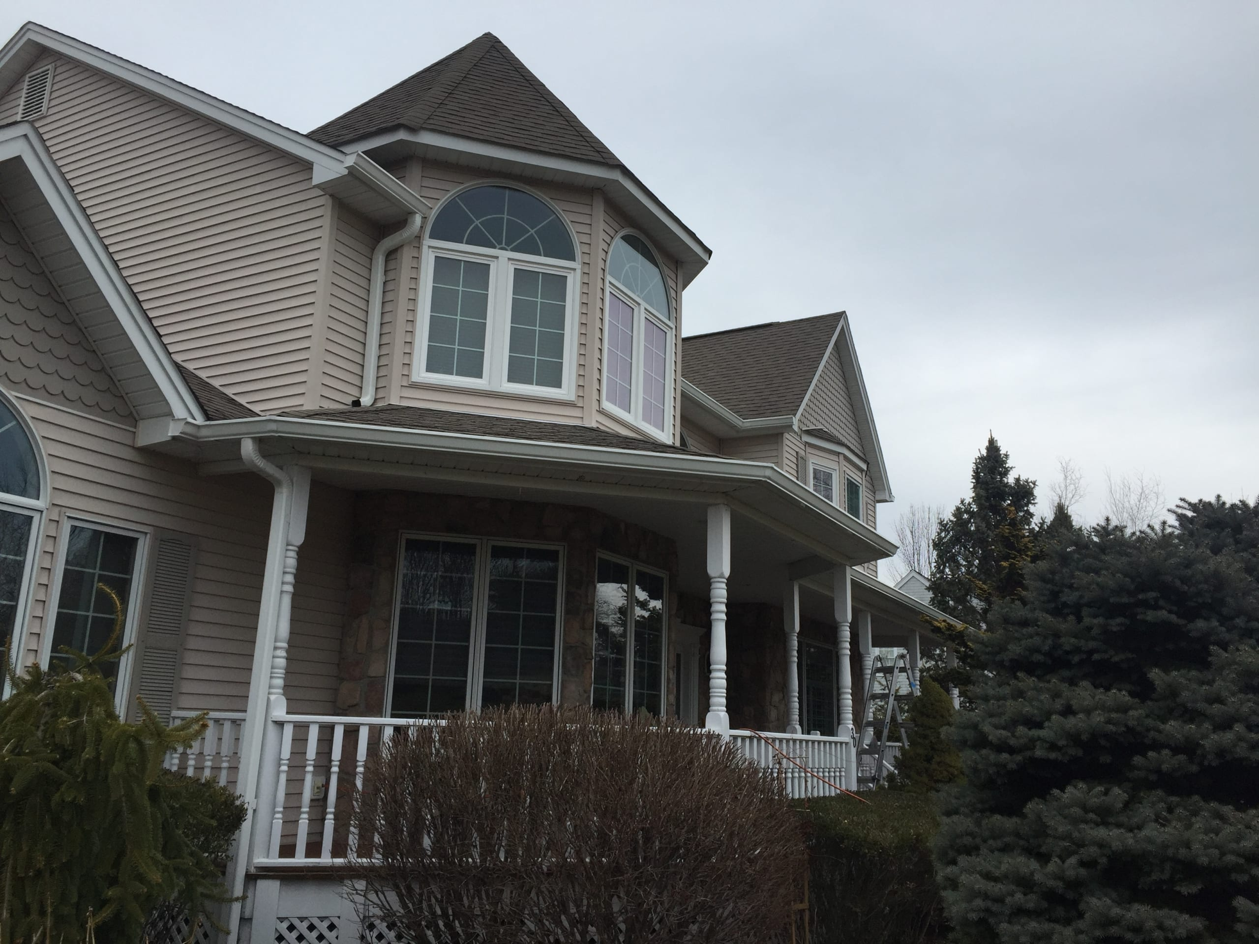 Gutter Installation in Tuxedo NY by Superior Seamless Gutters