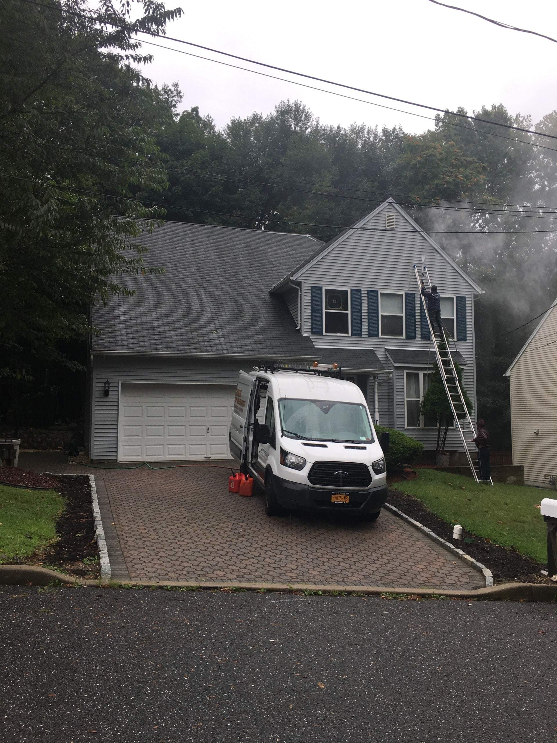 roof cleaning in bergen county